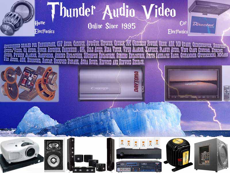 Thunder Audio Video 877-390-1599