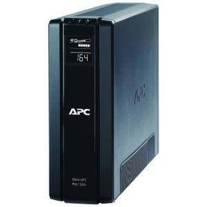APC BR1500G POWER SAVING BACK-UPS (OUTPUT POWER CAPACITY 1350VA/865W 10 OUTLETS 5 UPS/SURGE, 5 SURGE ONLY)
