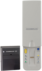 Chamberlain 942FP Boimetric FINGERPRINT KEYLESS ENTRY TRANSMITTER
