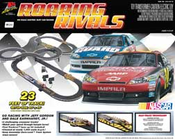 Life-Like Roaring Rivals Race Track Set with #88 Dale Jr and #24 Jeff Gordon