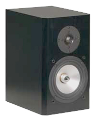 RBH 61-SE/R 6.5 Inch 2 Way Reference Bookshelf Speaker ea Used