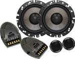 Earthquake Focus 4 5.25 6.5 5x7 6x9 2 3 way coaxial speakers