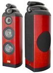 Earthquake Titan Tethys Dual 12 Inch 4 Way Audiophile Super Tower Speaker