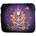 ED HARDY EC05BLLSWO Bill Swords Small Notebook / iPad Sleeve 10.2