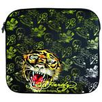 ED HARDY EC05BBLTGR Bill Tiger Large Notebook Sleeve 16