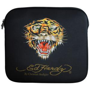 ED HARDY EC05BLLTIG BILL TIGER SMALL NOTEBOOK SLEEVE