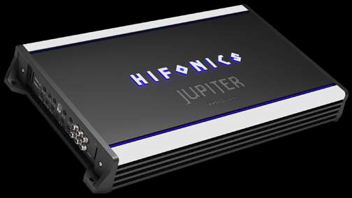 Hifonics Mount Olympus Colossus  3200 RMS at 2 Ohm Competition Class D Mono Subwoofer Amplifier CEA