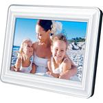 JWin JP127 7 Inch Widescreen Digital Photo Frame