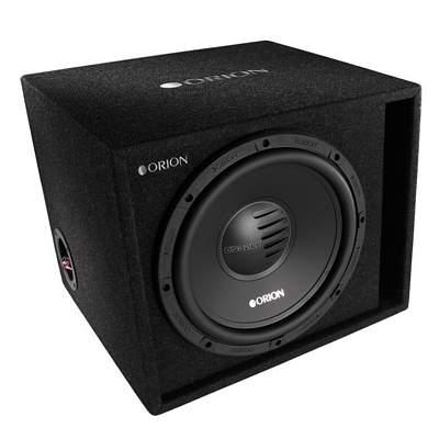 Orion - Audio Enhancers Automotive Speaker Enclosures Subwoofer