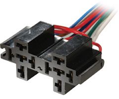 Crimestopper XX-DRS Pre-Wired Relay Sockets