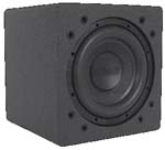 Earthquake MKV10Sealed SuperNova MKV 10 Inch Powered Subwoofer (Sealed Enclosure)