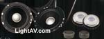 SPL Audio 3.5 4 5.25 6.5 5x7 6x9 2 3 way coaxial speaker