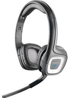 Plantronics .Audio 995 Wireless Binaural Stereo PC Headset