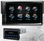 Power Acoustik PD PTID In-Dash 4 5 7 8.3 9.3 Inch In-Dash Single / Double DIN LCD/DVD Players with USB  SD Bluetooth HD Navigation