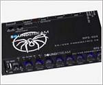 SoundStream MPQ-4US 1/2 DIN 4-Band Parametric EQ w/ SD/MMC/USB Input