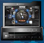 SoundStream Car Mobile Video Single Double DIN DVD LCD Headrest Flip Down in-Dash Receiver