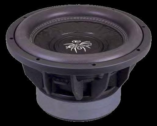 10 Inch soundstream subwoofer