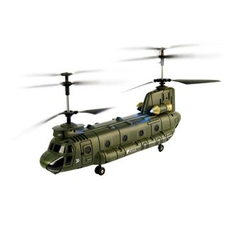 SWANN SWTOYAFORCEUS HELICOPTER MILITARY FORCE 3CHANN REMOTE