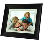 Coby DP1052 Classic Wooden 10.4 Digital Photo Frame with USB / SD