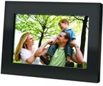 COBY DP700BLK 7 Digital Photo Frame with USB / SD