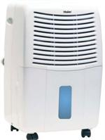 HAIER DE65EK High-Efficiency ENERGY STAR Qualified 45 Pint Dehumidifier