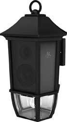 Acoustic Research AW851 3 / 2 2 Way Outdoor 900 MHz Wireless Lantern Speaker