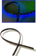 Audiopipe NL-F524CB-BL Pipe Dream 24 Flexible Blue LED Strips
