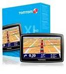 TomTom XL XXL 340 / 534 / 540 Widescreen Touchscreen GPS